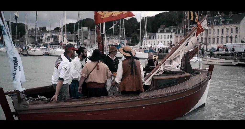 fete de la mer musiciens à bord
